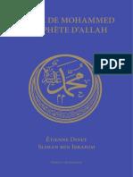 Flyer Mohammed Prophète d'Allah