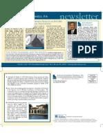 GCF Newsletter Winter 2010