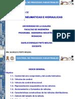 CLASE 4 VALVULAS NEUMATICAS E HIDRÁULICAS GENERALIDADES