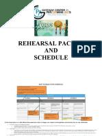 agg schedule final