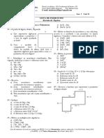 Lista de exercícios - Polinômios.pdf