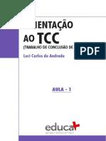 Orientacao e Trabalho de Conclusao de Curso (TCC)