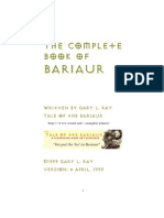 Ps the Complete Book of Bariaur