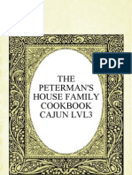 Cookbook Peter Man 62668