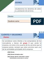 1. Presentación - Clientes y deudores