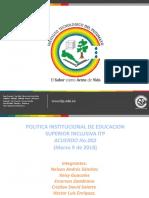 Exposición educación superior inclusiva.pptx