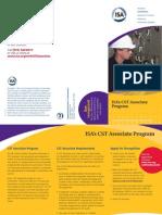 CST Associate Brochure