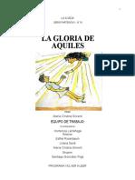 Serie Partenón1 N° 10 La gloria de Aquiles