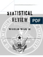 Statistical Review World War II A Summary of Army Service Force Activities