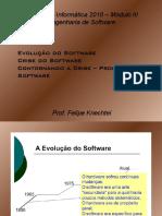 Evolução do sofware....pdf