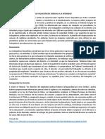 CASO DE CIOLACION DE LOS DH