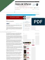 Glória sem poeira - 30112015 - João Pereira Coutinho - Colunistas - Folha de SP.pdf