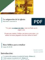 La asignación de la iglesia 2020 JG.pptx