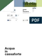 Acqua_in_cassaforte__Ricarica_artificiale_bacino_Brenta_Veneto_Italia