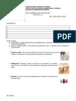 """Guía práctica """"Secciones VII y X""""."""