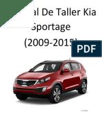[TM] Kia Manual de Taller Kia Sportage 2009 Al 2015