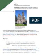 Iglesia católica antigua .pdf