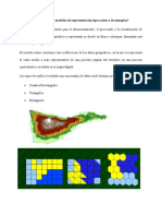 Modelos de representación geográfica