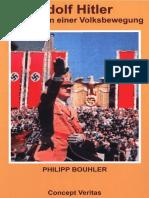 Bouhler, Philipp - Adolf Hitler - Das Werden einer Volksbewegung