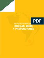 ENCUENTRO_INTERNACIONAL_DROGAS_USOS_Y_PREVENCIONES ECUADOR
