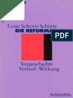 Schorn-Schütte, Luise - Die Reformation Vorgeschichte, Verlauf, Wirkung.pdf