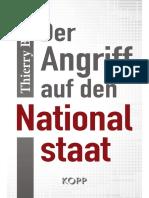 Baudet, Thierry - Der Angriff auf den Nationalstaat