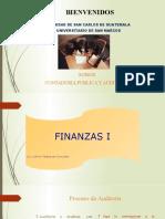 Presentacion 5   Proceso de Auditoria
