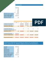Ejercicios Flujo de Fondos Financiero