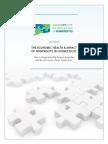 Economic Health & Impact of Nonprofits CT 2010