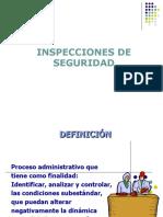 Presentación Inspecciones e investigaciones