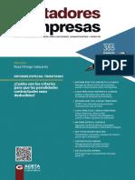 Revista Contadores & Emp 1ra Quinc. Nov 2020