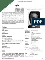 Tomás de Kempis - Wikipedia, la enciclopedia libre.pdf