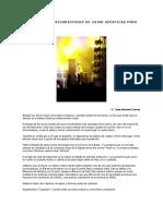 Arreglos Y Configuraciones De Cajas Acústicas Para Directo
