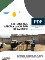 CLASE 10. Factores que afectan la calidad de la carne.pdf