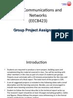 Data Comm & Network (ISP)
