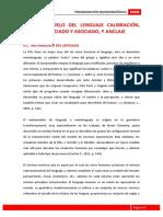 Módulo 4. Metamodelo del lenguaje, calibración, estados asociado, disociado y anclaje.pdf