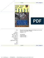 The Art of the Trade.Mastering the Analytic and Intuitive Elements of Successful Trading.pdf
