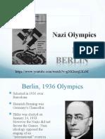 Lecture #5 - 1936 Nazi Olympics Kine 3440