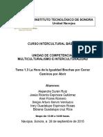 TAREA 3 LA HORA DE LA IGUALDAD.doc