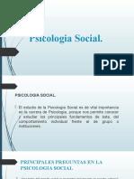 Psicologia Social 1