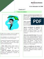 Charla 5 min - 7 Causas de Accidentes (Inventario Lo Boza).doc