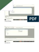 Linking and debugging