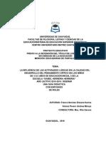 La influencia de las actividades lúdicas en la calidad del desarrollo del pensamiento critico.pdf