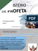 oministriodoprofeta-140514224645-phpapp02