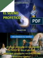 Lección 07 - El Sueño Profético