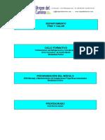 Programación (Online) Instalaciones de Refrigeración Industrial