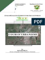 COURS D'URBANISME CI