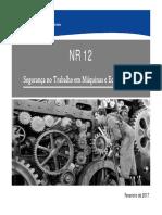 NR12 - Segurança e Máquinas
