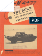 DUKW Its Operation and Uses