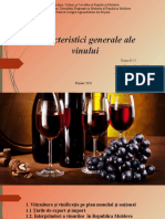 Caracteristici generale ale vinului (2)